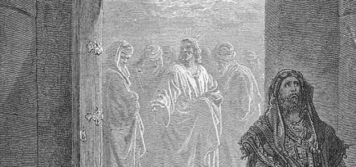 gustav-dore-il-fariseo-e-il-publicano-bn