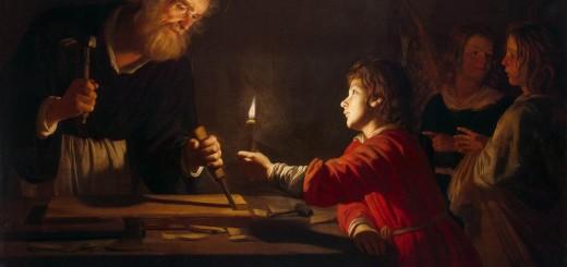 Gerrit_van_Honthorst_-_Childhood_of_Christ_-_WGA11656