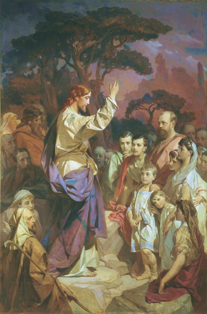 Ivan Makarov, Cristo Benedicente