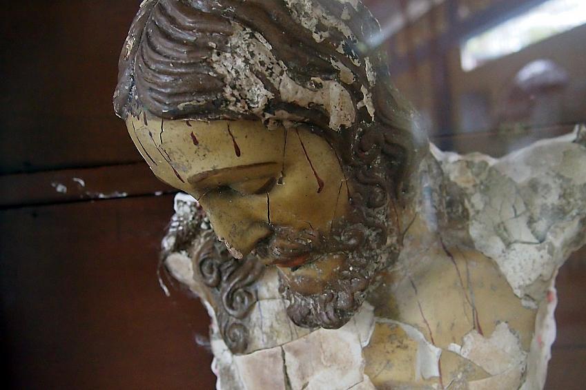 Il Crocifisso della Riconciliazione di Bojayà