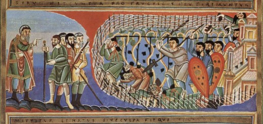 La parabola dei vignaioli omicidi, Codex Aureus Eprernacensis