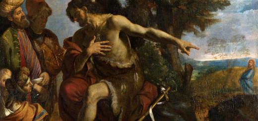 Pierfrancesco Mola, Ecce Agnus Dei