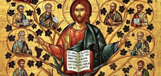 The Holy Vine, Icona ortodossa, XVI secolo