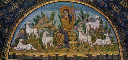 Il Buon Pastore, Mausoleo di Galla Placidia, Ravenna