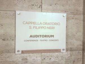 targa Cappella