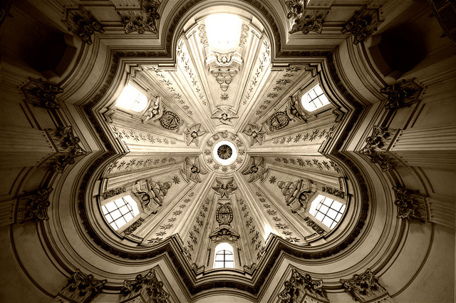 Francesco Borromini, Sant'Ivo alla Sapienza, Roma