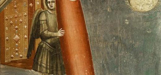 Giotto, (particolare) Giudizio Finale, Cappella degli Scrovegni, Padova