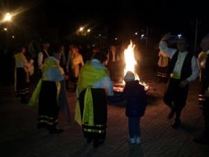 Ballo in costume tradizionale