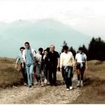 Campo scuola Carona 1986