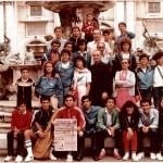 Gita a Loreto agosto '83