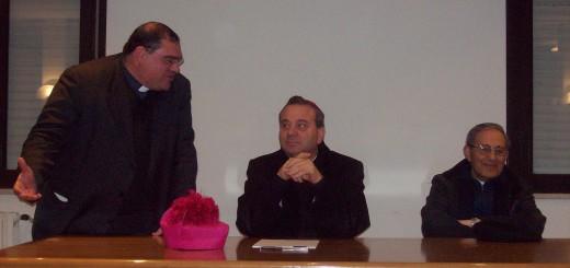 Visita Pastorale di Mons. Luigi Martella - Marzo 2008