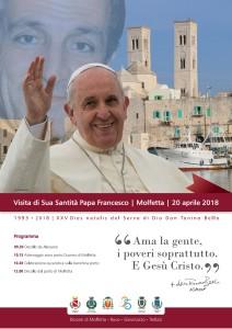 Manifesto_PapaFrancesco