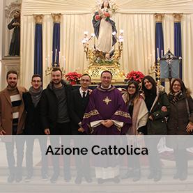 Parrocchia San Bernardino azione cattolica consiglio