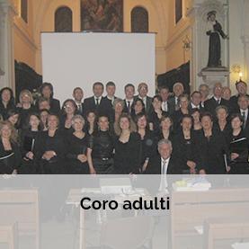 Parrocchia San Bernardino coro adulti