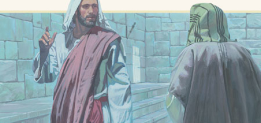 Nicodemo e Gesù (1)