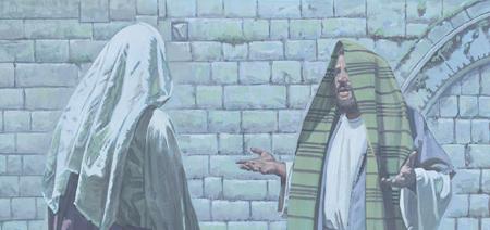 Nicodemo e Gesù (2)
