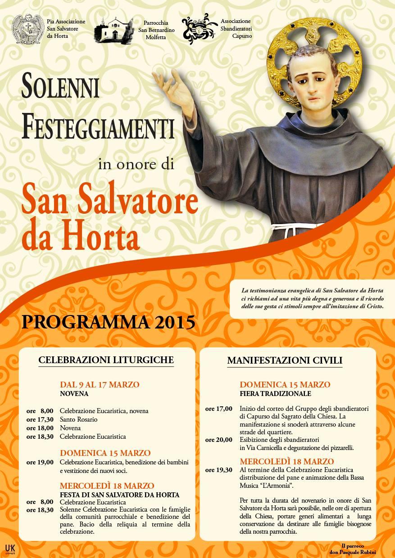 San Salvatore - manifesto 2015