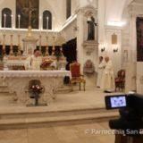 Parrocchia san Bernardino Molfetta Giovedì Santo 2020 (3)