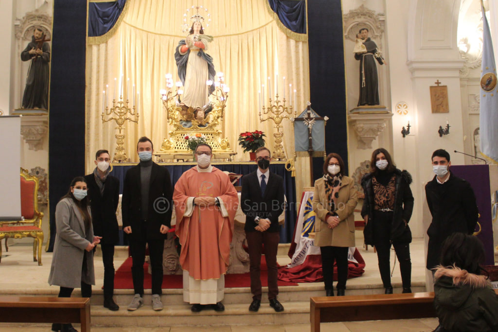 parrocchia san bernardino molfetta azione cattolica