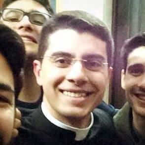 Seminarista Antonio Picca