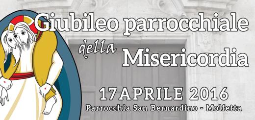Giubileo Parrocchiale 2016 - homepage