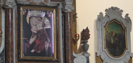 Icona Madonna dei Martiri