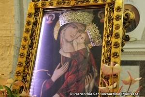 Peregrinatio, Medonne du Tremelizze - 11 maggio 2016