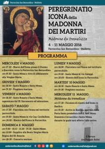 Manifesto Peregrinatio