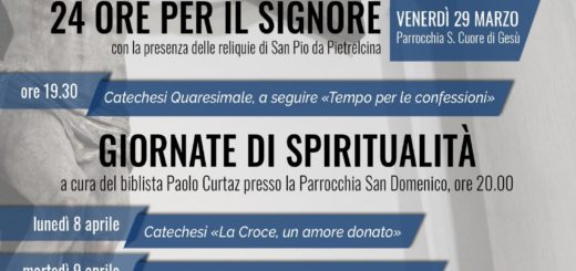 locandina vicaria molfetta quaresima 2019
