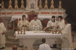 Dodici Stelle Immacolata Concezione messa Antonio Picca parrocchia san Bernardino molfetta (13)