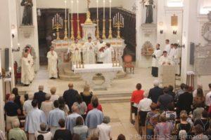 Dodici Stelle Immacolata Concezione messa Antonio Picca parrocchia san Bernardino molfetta (4)