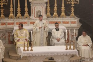 Dodici Stelle Immacolata Concezione messa Antonio Picca parrocchia san Bernardino molfetta (9)