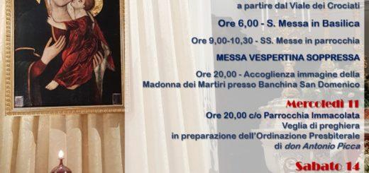 parrocchia san bernardino - appuntamenti 2019