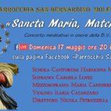 parrocchia san bernardino concerto maggio mariano 2020