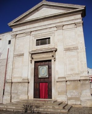 L'antica parrocchia San Giacomo