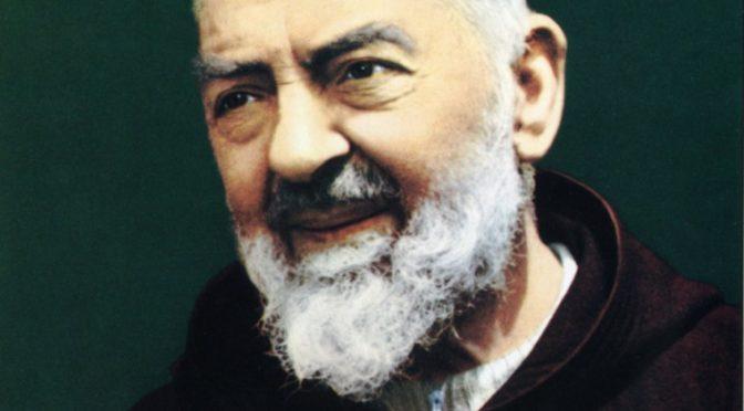 Festa liturgica di San Pio da Pietrelcina